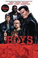 The Boys Omnibus Vol. 6 1524113379 Book Cover