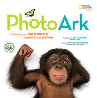 National Geographic Kids Photo Ark Limited Earth Day Edition: Celebrating Our Wild World in Poetry and Pictures 1426372078 Book Cover