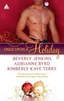 Once Upon a Holiday: Holiday Heat / Candy Christmas / Chocolate Truffles 0373831919 Book Cover
