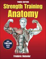 Strength Training Anatomy, Book & CD-ROM Package
