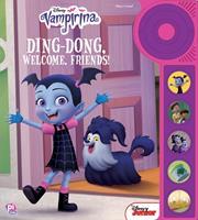 Disney Vampirina - Ding-Dong, Welcome, Friends! Sound Book