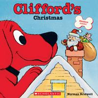 Clifford's Christmas 0590442880 Book Cover