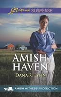 Amish Haven 1335678816 Book Cover