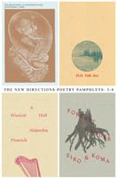 Poetry Pamphlets 5-8 0811221229 Book Cover