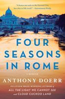 Four Seasons in Rome: On Twins, Insomnia, and the Biggest Funeral in the History of the World 141657316X Book Cover