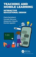 Teaching and Mobile Learning: Interactive Educational Design 0367512149 Book Cover