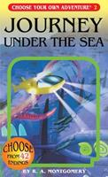 Journey Under the Sea 0553232290 Book Cover