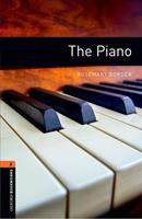 The Piano: 700 Headwords (Oxford Bookworms Library) 0194790681 Book Cover