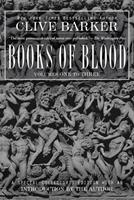 Books of Blood: Volumes 1-3 0425165582 Book Cover