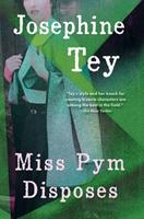 Miss Pym Disposes 0671494139 Book Cover