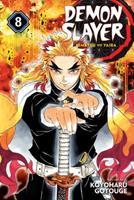 Demon Slayer: Kimetsu no Yaiba, Vol. 8 1974704424 Book Cover