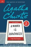 A Murder Is Announced 0671802925 Book Cover