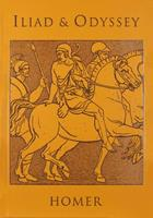 The Iliad & The Odyssey 0880296216 Book Cover