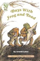 Days with Frog and Toad 0064440583 Book Cover