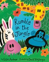 Rumble In The Jungle 1860392008 Book Cover