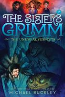 The Unusual Suspects 043992877X Book Cover
