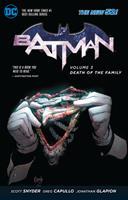 Batman, Volume 3: Death of the Family B01BITOV8S Book Cover