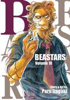 BEASTARS 10 1974709248 Book Cover