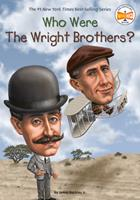 Who Were the Wright Brothers? 0448479516 Book Cover