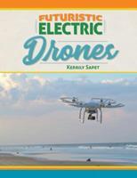 Futuristic Electric Drones 1680203525 Book Cover