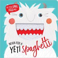 ¡Nunca le des espaguetis a un yeti! 1788432304 Book Cover