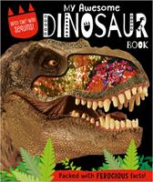 My Awesome Dinosaur Book 1789470730 Book Cover