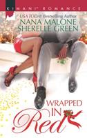 Wrapped in Red: Mistletoe Mantra / White Hot Holiday 0373864256 Book Cover