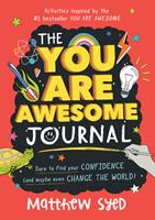 You Are Awesome Journal 1728209501 Book Cover