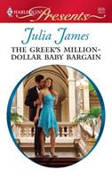 The Greek's Million-Dollar Baby Bargain (Harlequin Presents) 0373128053 Book Cover