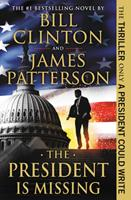 The President is Missing 0316412694 Book Cover