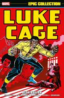 Luke Cage Epic Collection: Retribution 1302928317 Book Cover