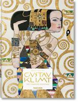 Gustav Klimt : Tout l'oeuvre peint 3836566605 Book Cover