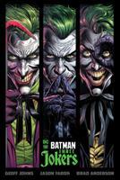 Batman: The Three Jokers 1779500238 Book Cover