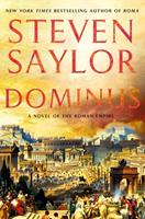 Dominus: A Novel of the Roman Empire 1250087813 Book Cover