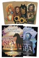 Scorpio Sea Tarot 0738758426 Book Cover