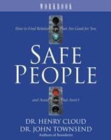 Safe People: Workbook 0310495016 Book Cover