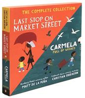 Last Stop on Market Street and Carmela Full of Wishes Box Set 1984816225 Book Cover