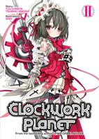 Clockwork Planet (Light Novel) Vol. 2                (Clockwork Planet (Novel) #2) 1626928177 Book Cover