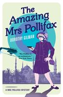 The Amazing Mrs Pollifax 1788422899 Book Cover