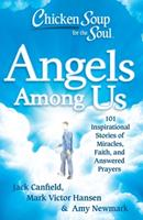 Chicken Soup for the Soul: Angels Among Us: 101 Inspirational Stories of Miracles, Faith, and Answered Prayers 1611599067 Book Cover