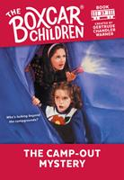 The Camp-Out Mystery 0807510521 Book Cover