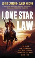 Lone Star Law 1982153067 Book Cover