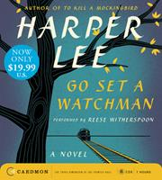 Go Set a Watchman Low Price CD: A Novel 0063035995 Book Cover
