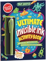 Top Secret: the Ultimate Invisible Ink Activity Book (Klutz Activity Book)