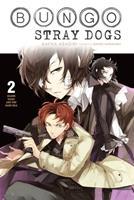 Bungo Stray Dogs, Vol. 2 (light novel): Osamu Dazai and the Dark Era 4041017130 Book Cover