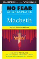 Macbeth: No Fear Shakespeare Deluxe Student Edition 141147967X Book Cover