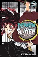 Demon Slayer: Kimetsu no Yaiba, Vol. 20 1974720977 Book Cover