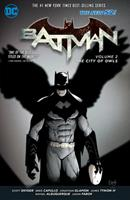 Batman, Volume 2: The City of Owls 1401237789 Book Cover