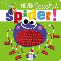 Never Touch a Spider 1788431642 Book Cover