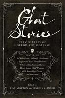 Ghost Stories: Classic Tales of Horror and Suspense 1643135953 Book Cover